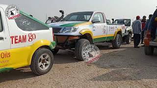 TDCP Cholistan Jeep Rally Qualifying Round 13 feb 2020 || Racing Car Collections ||