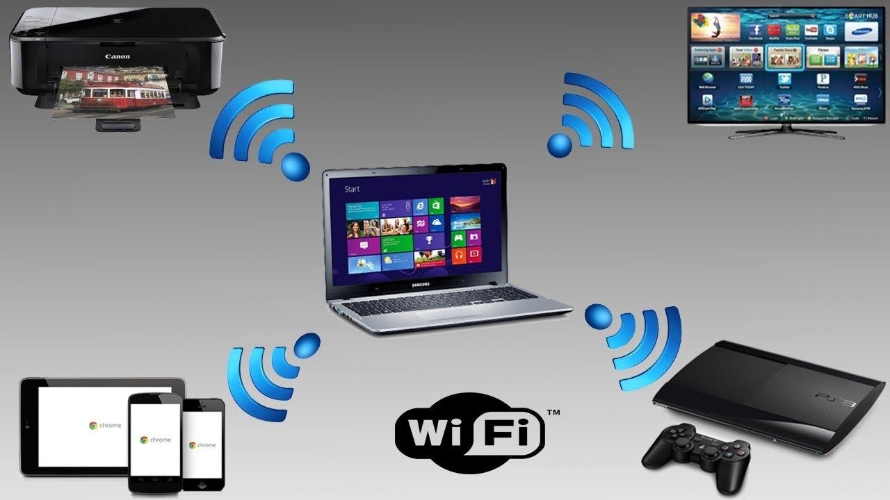 Como Usar Tu Laptop Como Router Wifi Sin Programa 2017