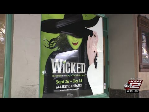 Video: Something Wicked Is Coming To The Majestic Theatre