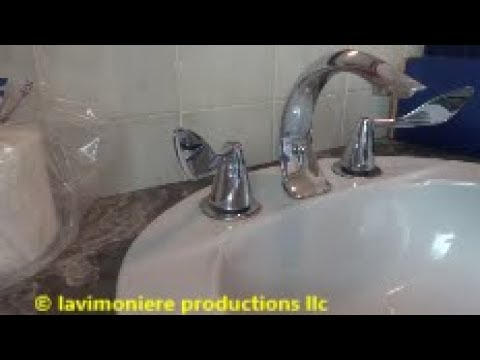 8 to 12 Inch Vanity Faucet Replacement