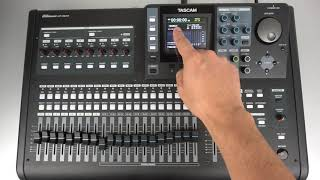 TASCAM DP-32SD & DP-24SD | Recording a Mixdown