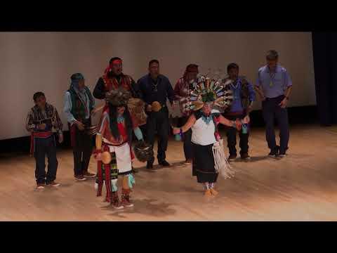 Hopi Festival 2018: 3 Wuyak Voli — Hopi Big Butterfly Dance