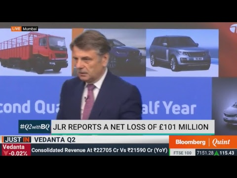Tata Motors Earnings Press Conference | #Q2WithBQ