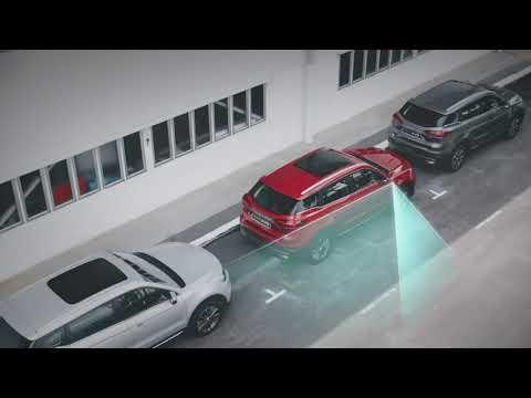 PROTON X70 - 360 Camera and Parking Sensors & Door Opening Warning System