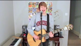 Just Keep Breathing - We The Kings Cover