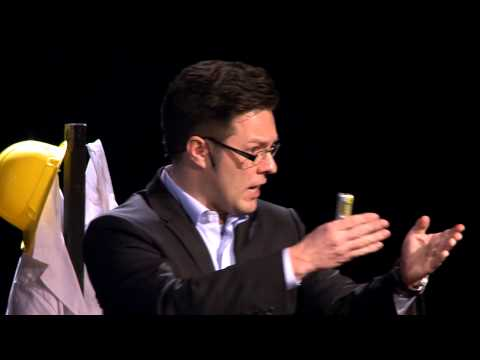 The Perfect Boss: Dr. Axel Zein at TEDxStuttgart