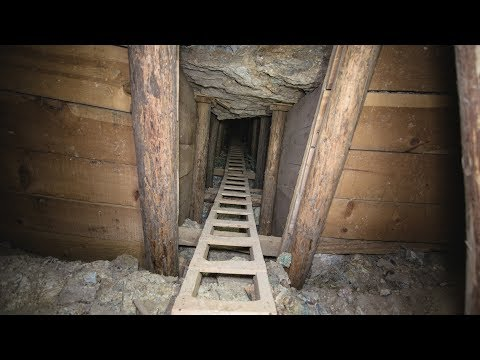 Exploring the Abandoned Centennial Mine (Part 1)