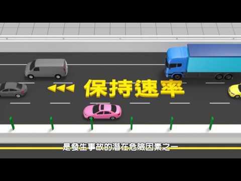 速度管理—放慢行車速度 人生夢想不失速(國語版)