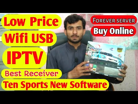 Repeat Star trak st 5200 Unboxing And Review Forever server wifi and