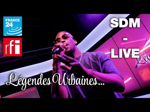 Youtube: Légendes Urbaines: SDM – Compte Sur Moi (Live)