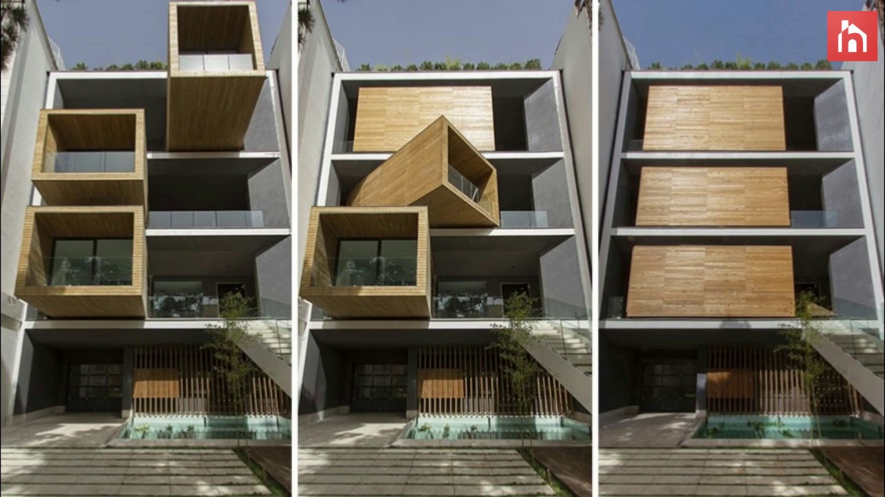 Amazing House In Tehran Whose Rooms Rotate 90°