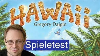 Hawaii (Spiel) / Anleitung & Rezension / SpieLama