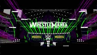 Download Video wrestlemania 34 my official opening pyro MP3 3GP MP4