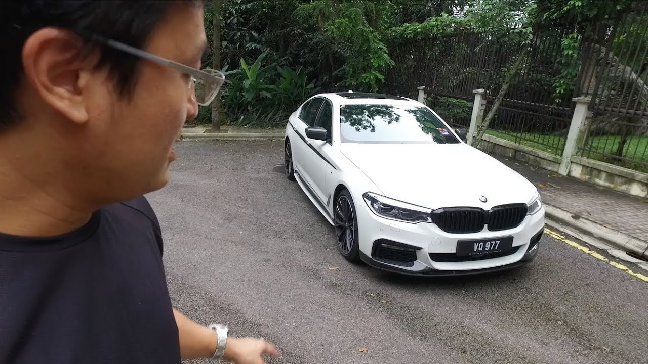 2018 bmw 530i m performance full in depth review | evomalaysia com