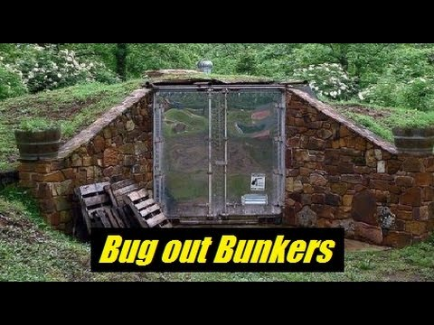 SHTF - Bug Out Locations