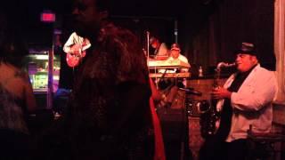 Alvin Draper @ JJsBlues Todd Reid-Drums