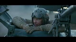 Танковый бой из фильма Ярость.