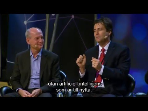 Artificial Intelligence & Singularity – Ray Kurzweil, Max Tegmark, Harry Shum & Stuart Russell 2015