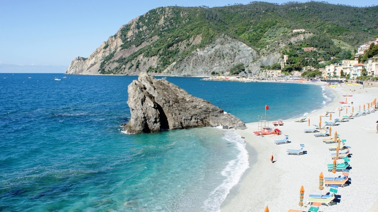 Beaches near la spezia italy youtube for Best beach near la