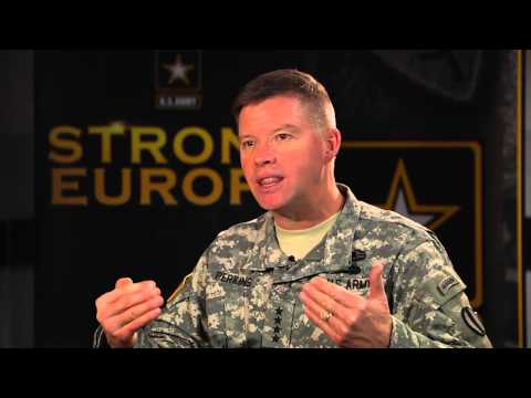 Gen. Perkins Interview With U.S. Army Europe