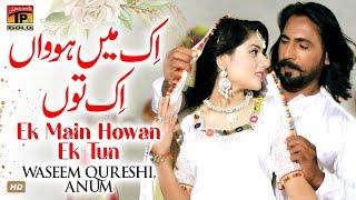 Ik Main Howan Ik Tun Howain (Official Video) | Waseem Qureshi, Anam Ch | Tp Gold