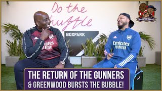 The Return of The Gunners & Greenwood Bursts The Bubble! | Biased Premier League Show