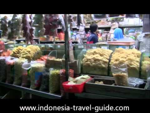 Genteng Market - Surabaya City - East Java - Indonesia