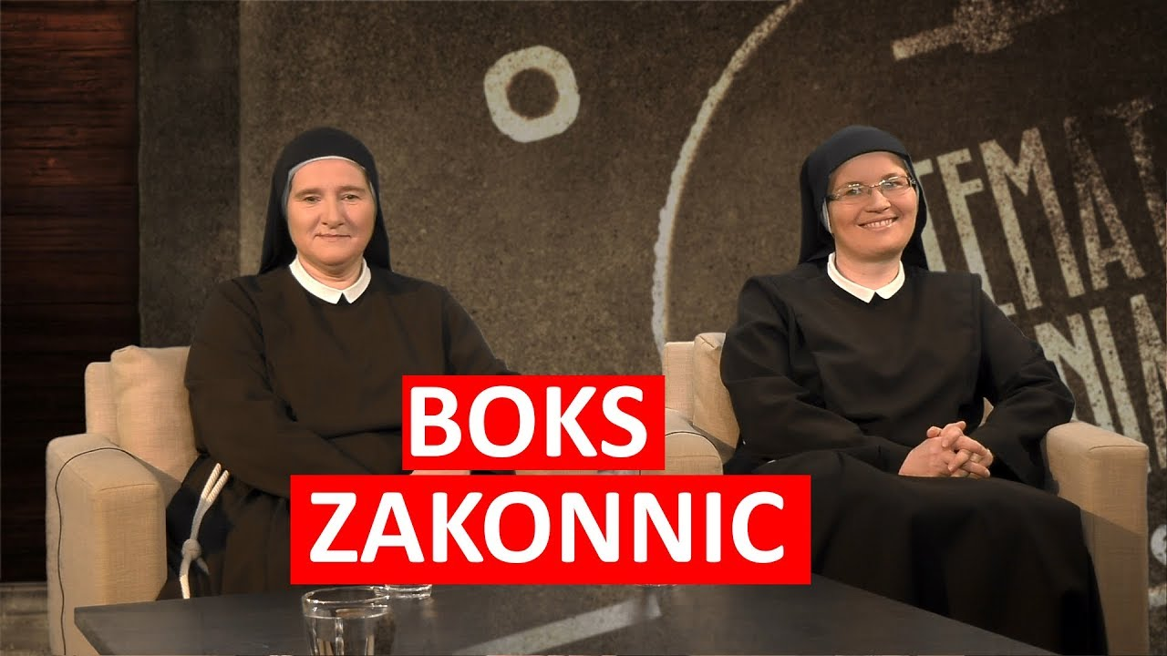 Boks zakonnic