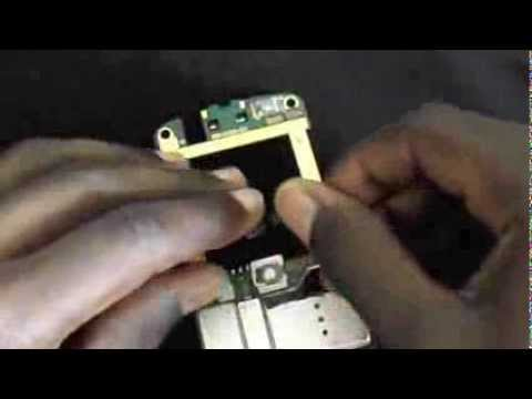 BLACKBERRY CURVE 9360 TRACKPAD REPLACEMENT