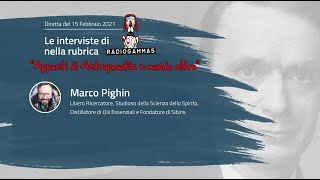 RADIO GAMMA 5 - Ospite: Marco Pighin