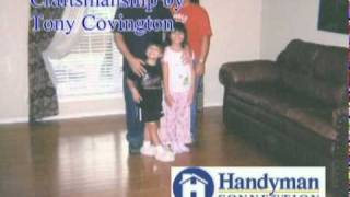 Carpentry Projects By Handyman Connection