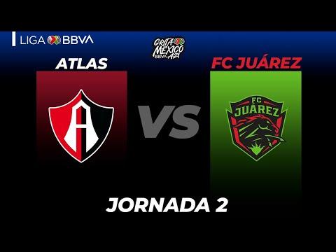 Atlas Juarez Goals And Highlights