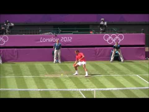 Footwork Cycle Analysis - Roger Federer