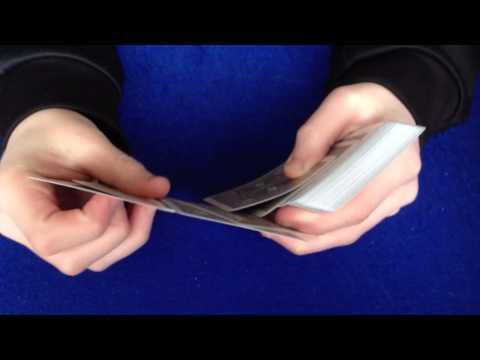 Lær At Trylle Med Kort 1