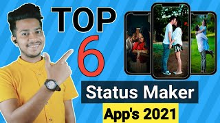 Top 6 best status maker apps of 2021   Trending Whatsapp Status Maker Apps 🔥