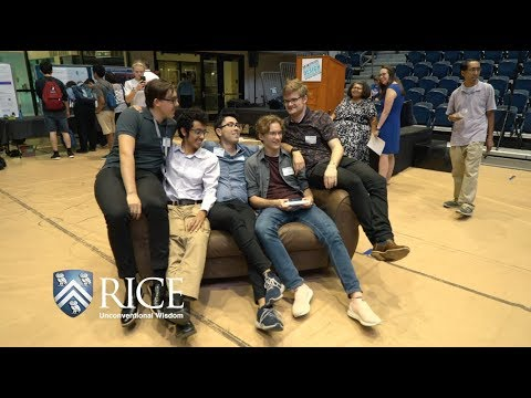 2018 Engineering Design Showcase at Rice University