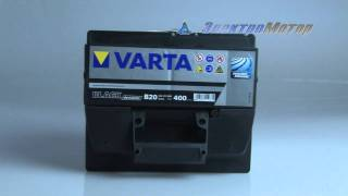 Аккумулятор varta black dynamic 45ah.(, 2012-02-03T15:20:24.000Z)
