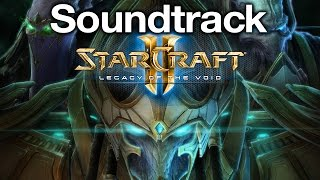 Baixar Starcraft 2 Legacy of the Void Complete Soundtrack OST