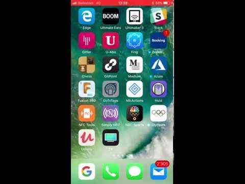 Robo NFC Tag iOS