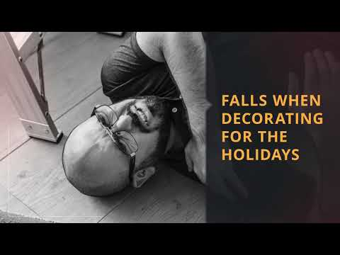 The most common holiday season accidents  - Richard D. Schib