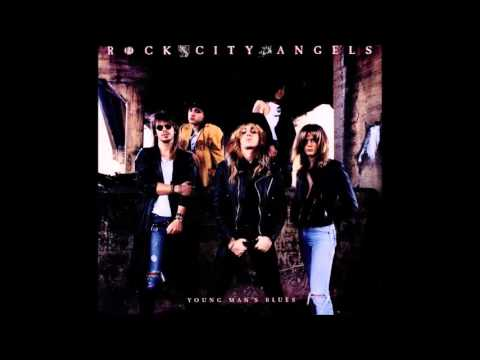 Rock City Angels - Young Man's Blues (Full Album)