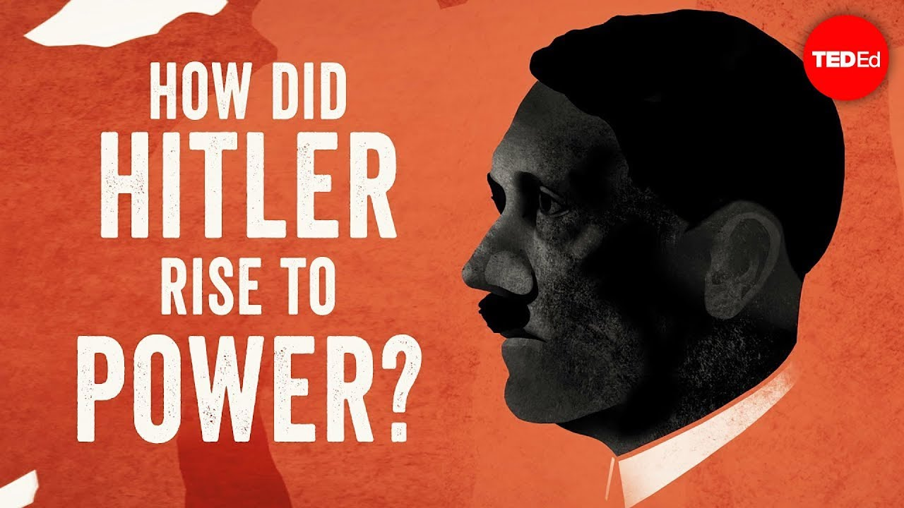 How many years do you think it took for hitler to rise to power??