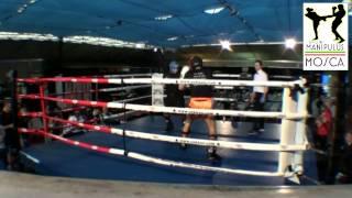 24 Marzo 2013. Andrea De Filippis vs Nicola Agliastro. Kick Boxing Light