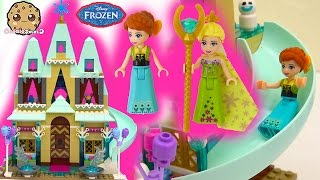 disney frozen fever arendelle castle celebration princess anna queen birthday party elsa snowgies