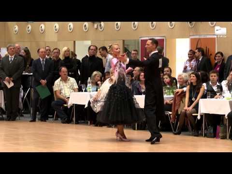 Staatsmeisterschaft Standard 2012 - Finale mit Solotänzen