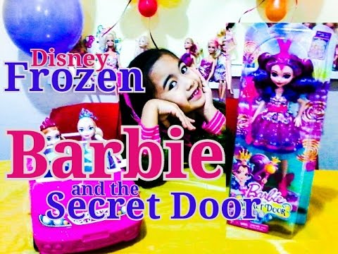 Coloring Pages Barbie And The Secret Door : Barbie videos barbie and the secret door princess malucia meet
