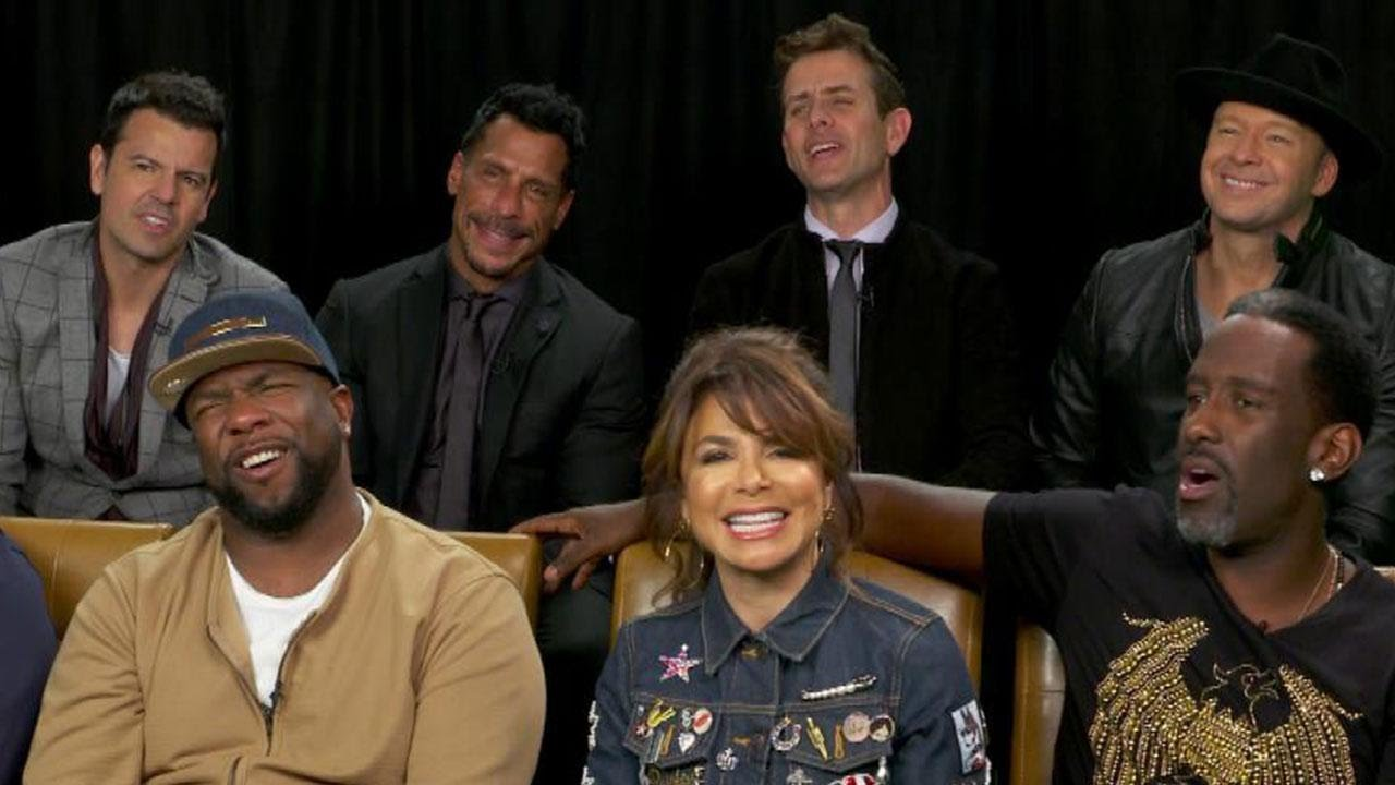 Paula Abdul Reveals What It's Like Being the Only Girl on Upcoming Total Package Tour