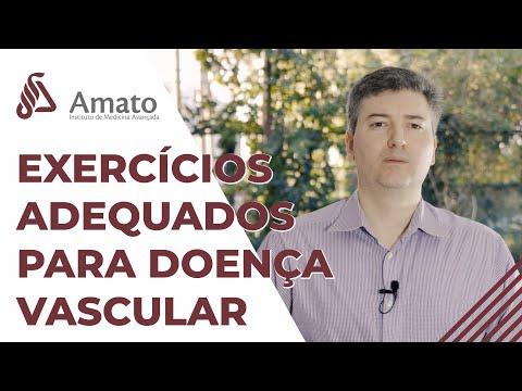 Exercicios para doença vascular.