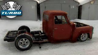 Тюнинг газ 53 - безбашенный тюнинг грузовиков!