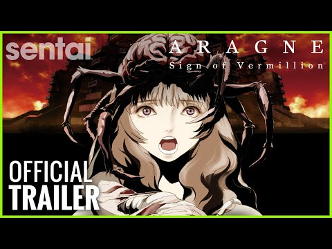 Aragne: Sign of Vermillion Official Trailer